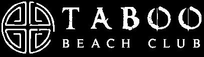 logo taboo beach club